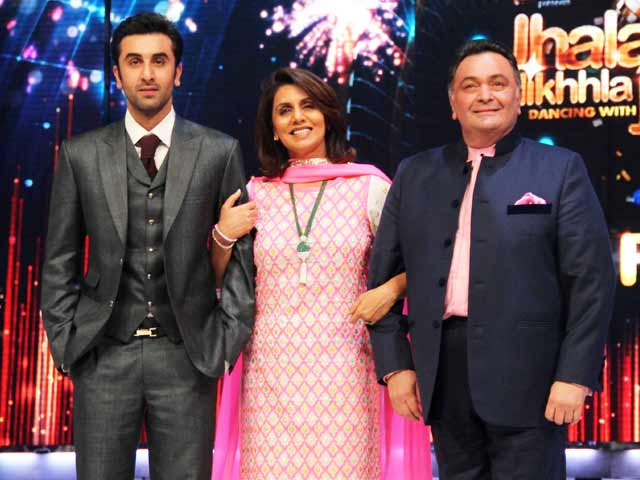 Video : Mom and dad are still like a sixteen-year-old couple: Ranbir