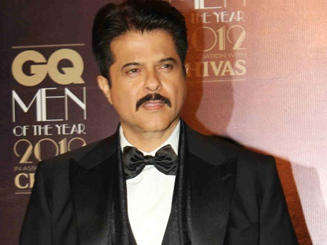 Video : Anil Kapoor to portray father to grown up children