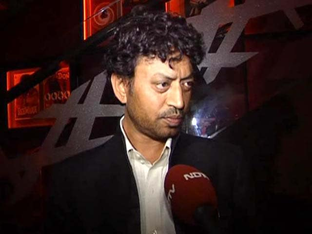 Enjoying the feeling of not getting the Oscar: Irrfan Khan