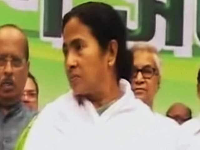 Video : तेलंगाना बनाना राजनीतिक और चुनावी फैसला : ममता बनर्जी