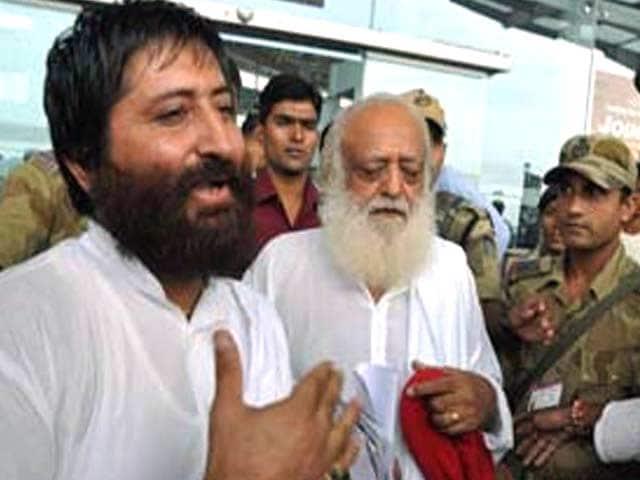 Video : Asaram Bapu's son Narayan Sai, accused of rape, is missing, say cops