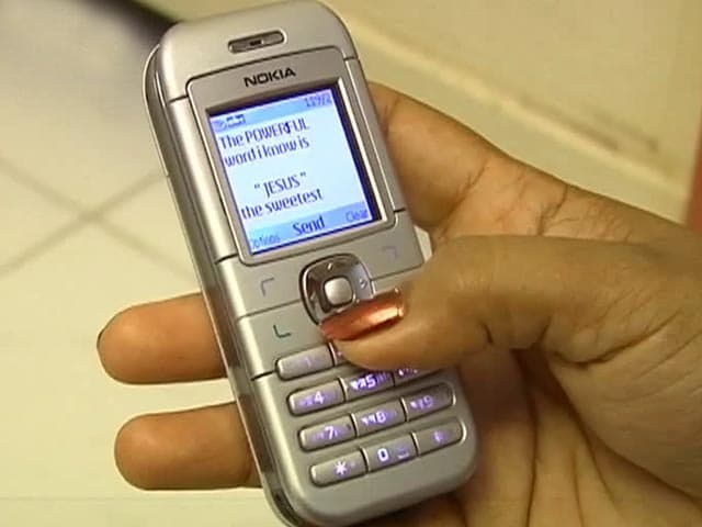 Video : Special Report: You've got SMS (Aired: June 2006)