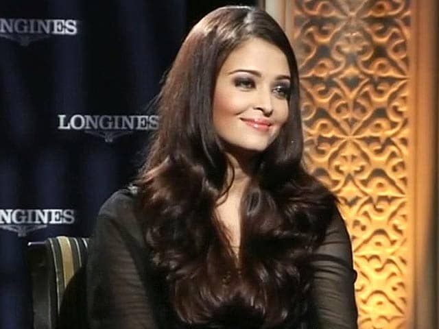 Video : Aishwarya on why she didn't work in <i>Happy New Year</i>