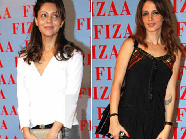 Video : Gauri Khan and Sussanne Roshan to start a real estate venture together