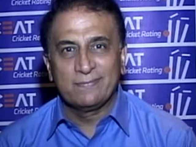 Video : Yuvraj's hard work paid off, says Gavaskar