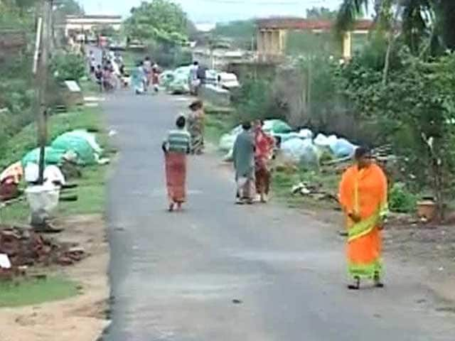 Video : Cyclone Phailin: Morning after, calm in Srikakulam