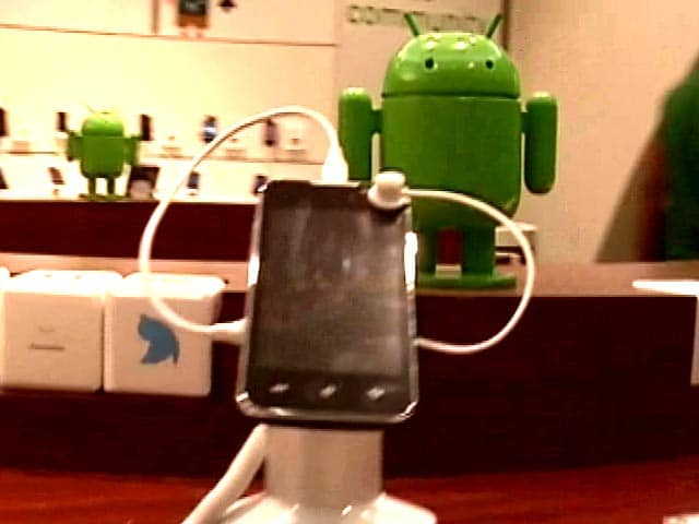 Video : AndroidLand retail experience – Part one