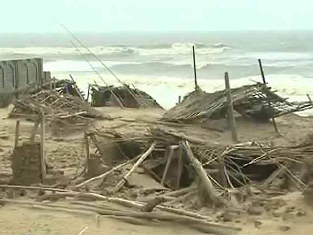 Video : मुस्तैदी के चलते तूफान से नुकसान हुआ कम