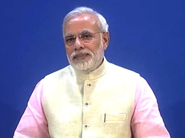 Video : No alternative to good governance, says Narendra Modi