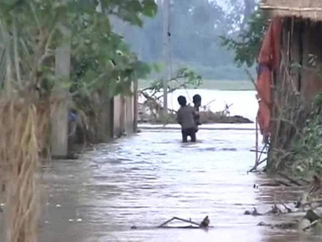 Video : Cyclone Phailin aftermath: 2.5 lakh marooned due to floods in Odisha, situation 'critical'