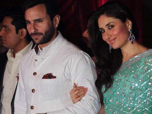 Video : Kareena, Saif to celebrate anniversary in London