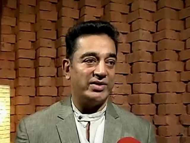 Video : Honouring Chennai Super King Kamal Haasan