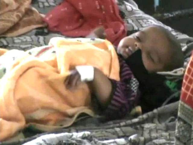 Video : 20 infants die in 72 hours at a government hospital in West Bengal