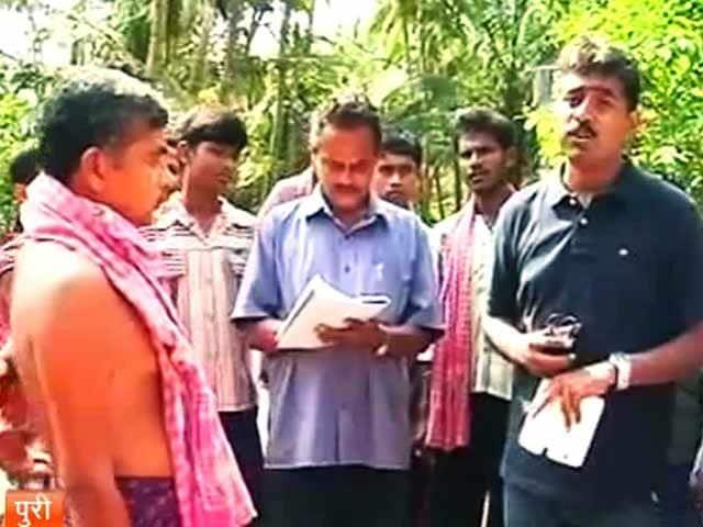 Video : ओडिशा : तूफान प्रभावित लोगों को राहत का इंतजार