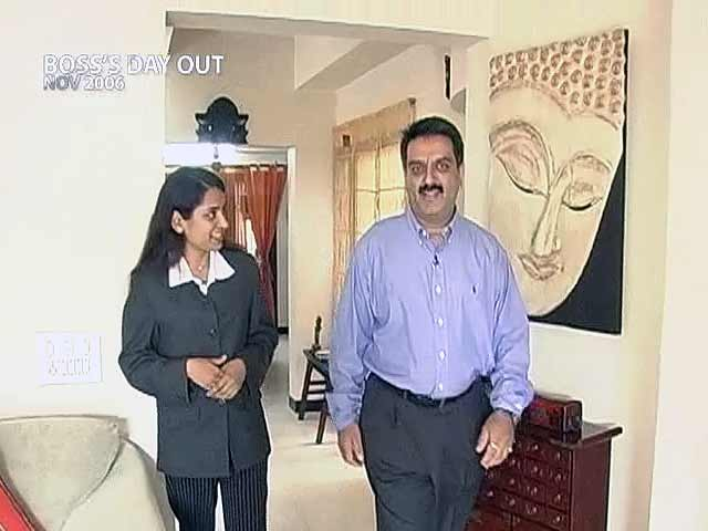 Video : Boss' Day Out with Neeraj Sharma (Aired: November 2006)