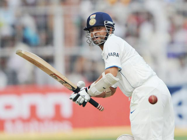 Video : First, a domestic farewell for Sachin Tendulkar