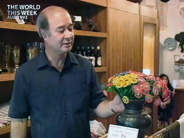 Video : The World This Week: Thailand's condom king (Aired: August 1993)