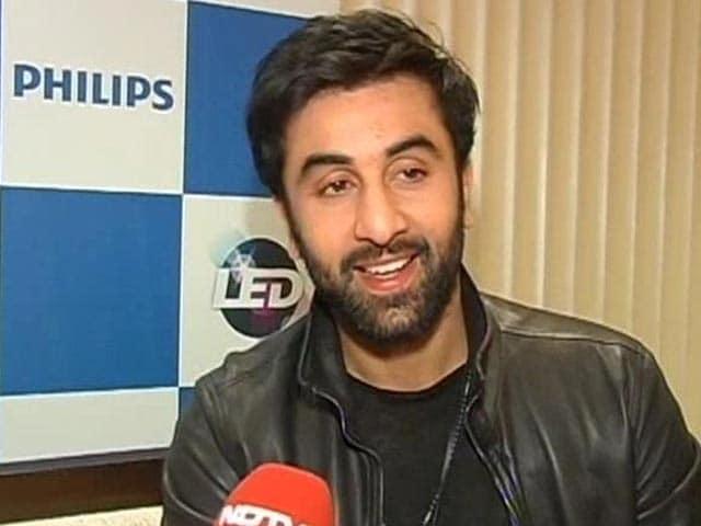 Video : Watching Sachin play cricket lights up my life: Ranbir Kapoor