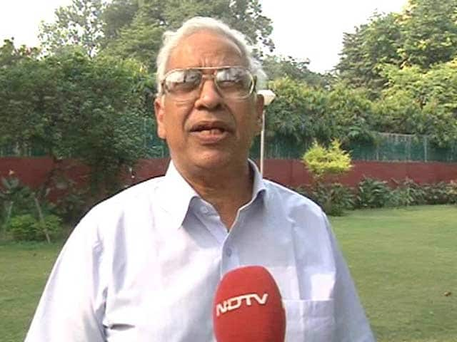 Video : Parakh was an upright officer: former Cabinet Secretary BK Chaturvedi