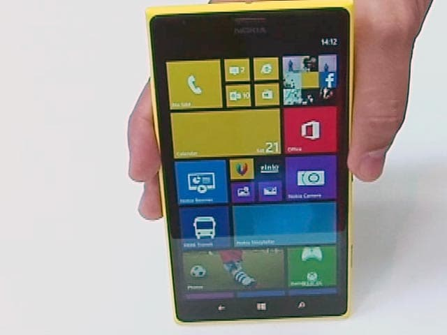 Video : Nokia Lumia 1520