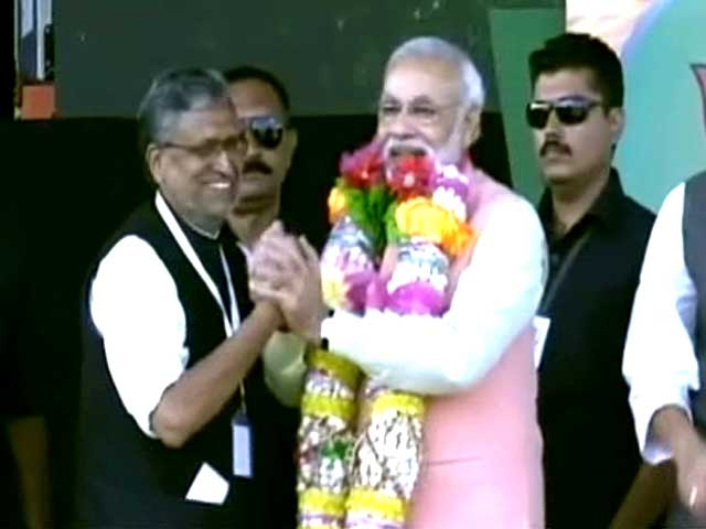 Video : Modi could be targeted, Intelligence Bureau wrote to Bihar Police