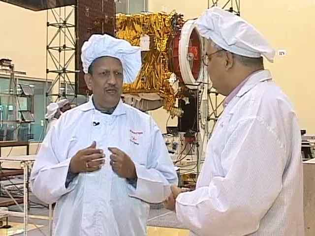 Video : India's Mars mission: GSLV was the preferred rocket, says Indian scientist