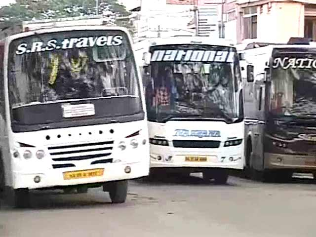Video : Hyderabad bus fire: travel companies continue to flout norms
