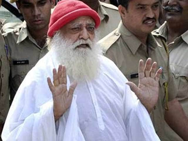 Video : Asaram Bapu raped teen, aides helped organise the crime, says police