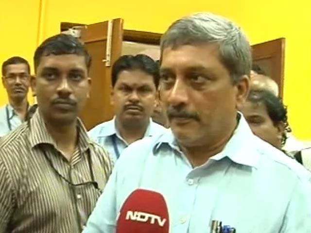 Video : Goa Chief Minister blames foreign ministry for row with Nigeria