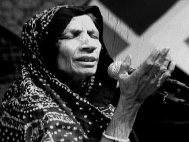 Video : <i>Lambi judaai</i>: Remembering singer Reshma