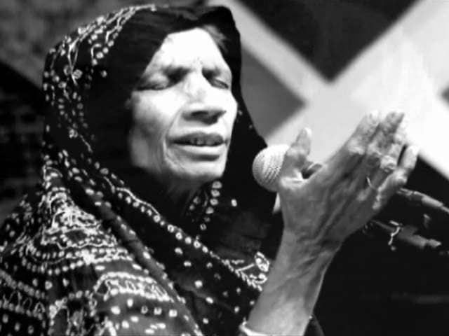 Video : रेशमा को राजस्थानी लोक कलाकारों की श्रद्धांजलि