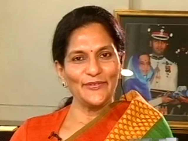 Video : We respect the fact that NDTV is committed to quality: Preetha Reddy