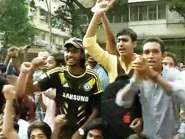 Video : Sachin ticket sales hit a sour note