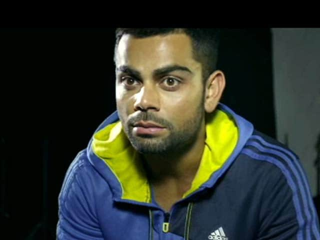 Video : Sachin Tendulkar's on-field ideas are 'priceless': Virat Kohli
