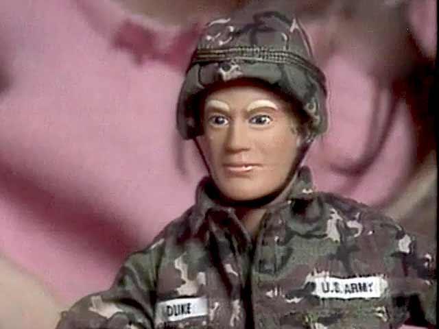 Video : The World This Week: Looks like G I Joe, talks like Barbie (Aired: January 1994)