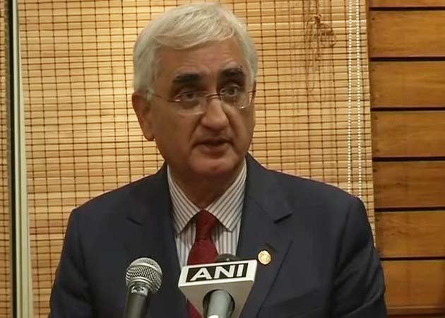 Video : Khurshid regrets PM could not attend Commonwealth meet