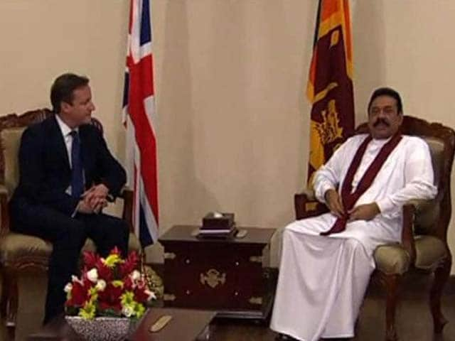 Video : Sri Lankan President Mahinda Rajapaksa rejects demand for probe into war crimes