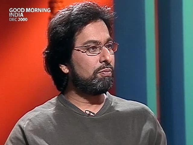 Video : Good Morning India: In conversation with Talat Aziz (Aired: December 2000)