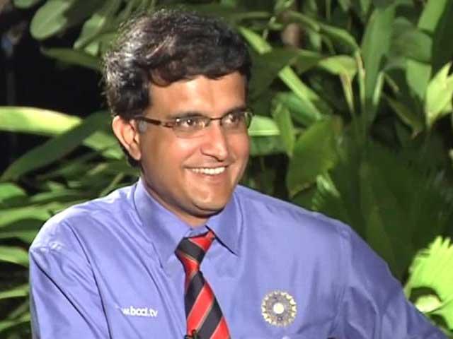 Video : What Sourav Ganguly really wants Sachin Tendulkar to stop doing