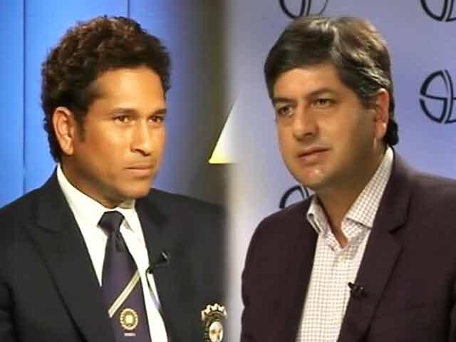 Video : टीम इंडिया को करूंगा 'मिस'... : सचिन तेंदुलकर