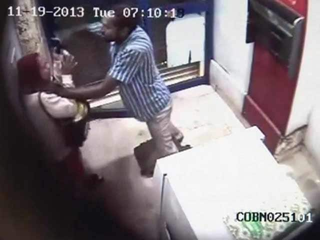 Video : Bangalore scared and angry, ATM attacker not found