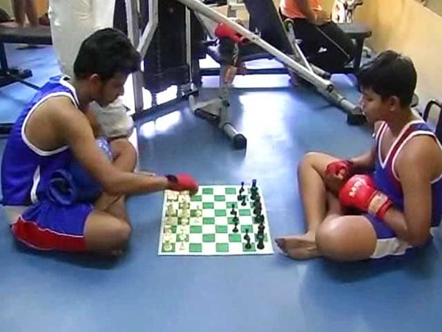 Video : India gear up for Chess-Boxing world meet