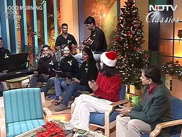 Video : Good Morning India: 'Tis the season to be jolly (Aired: December 2000)