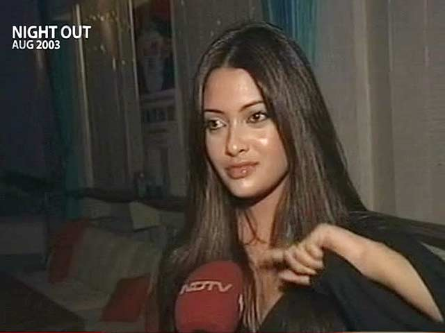 Night Out: Partying with Riya Sen (Aired: August 2003)