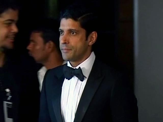 Video : No more biopics for Farhan Akhtar