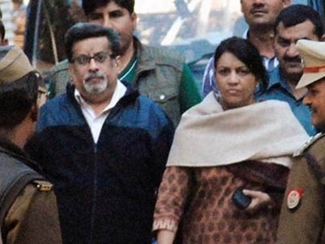 Video : Aarushi case: Nupur and Rajesh Talwar, convicted of killing daughter, likely to be sentenced today