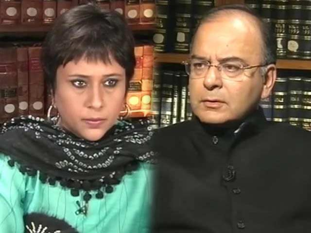 Video : Tehelka case: Secularism no defence in rape trial, Arun Jaitley tells NDTV
