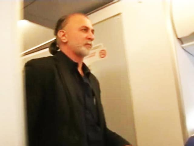 Video : Tarun Tejpal granted bail till tomorrow, lawyers slammed in court