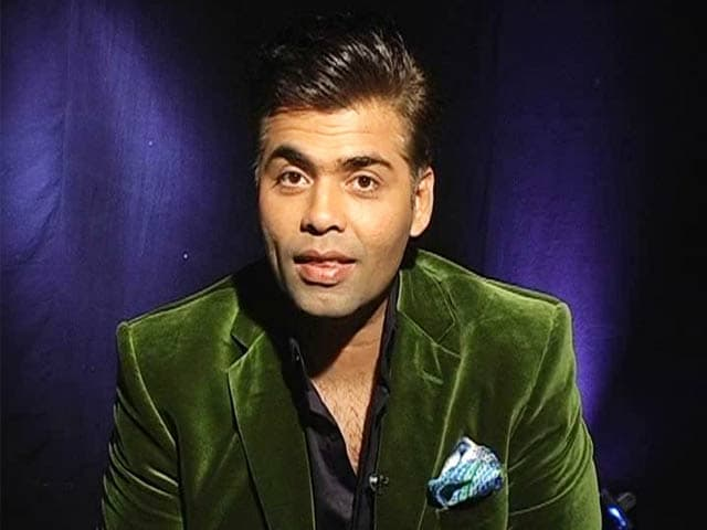 Karan Johar contributes Rs 10 lakhs for Our Girls Our Pride initiative