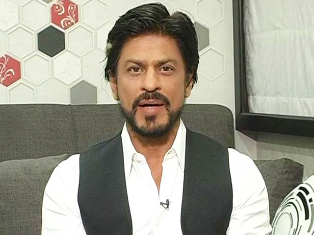 Video : I condemn anyone who thinks girls are unwanted: Shah Rukh Khan